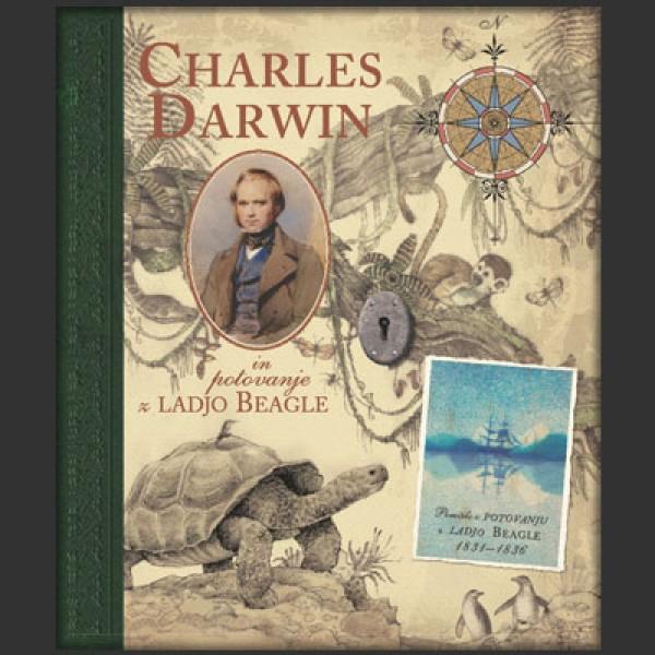 Charles Darwin in potovanje z ladjo Beagle