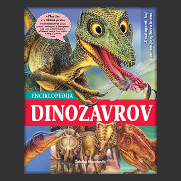 Enciklopedija dinozavrov