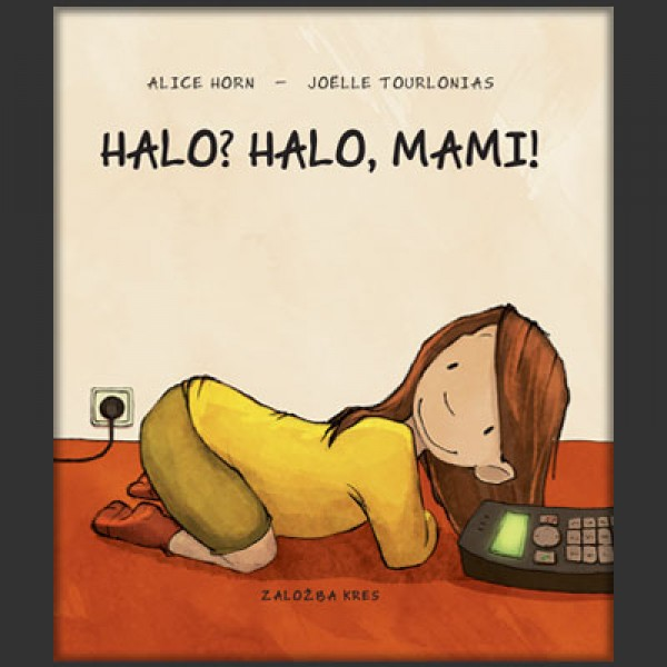 Halo? Halo, mami!