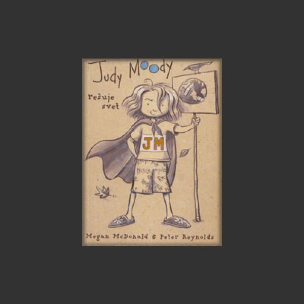 Judy Moody rešuje svet