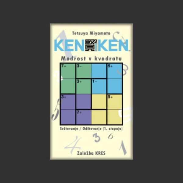 KenKen - Modr. v kvadratu MD 1