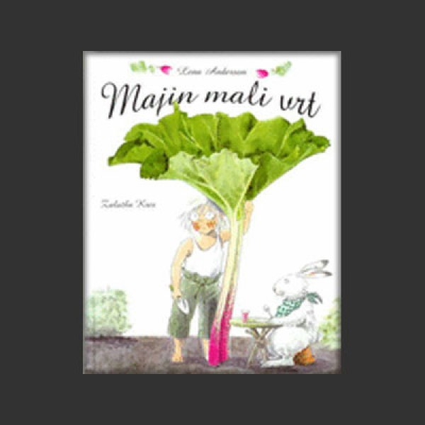 Majin mali vrt