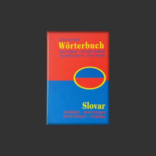 Slovar nemško -slovenski / slovensko - nemški