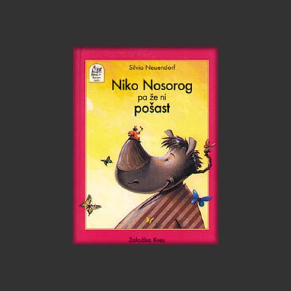 Niko Nosorog pa že ni pošast