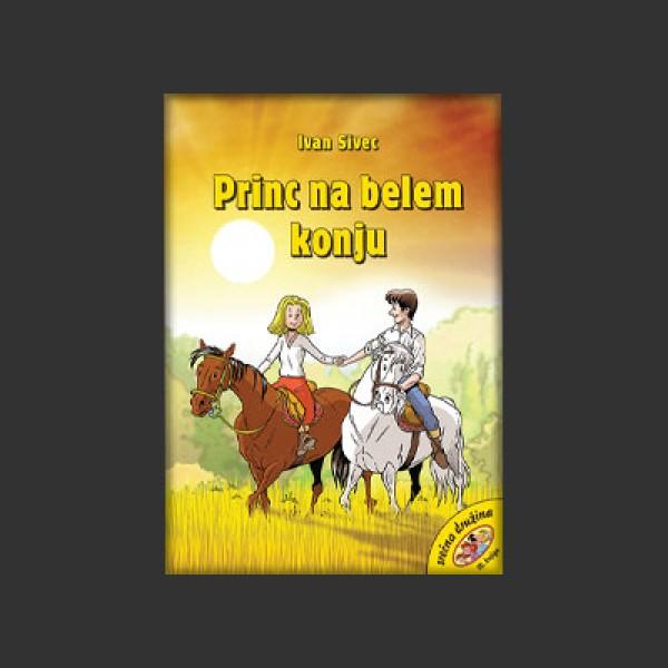 Princ na belem konju