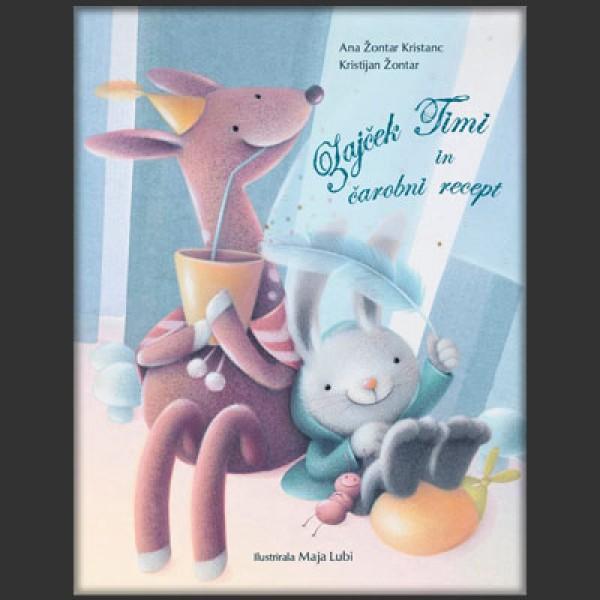 Zajček Timi in čarobni recept