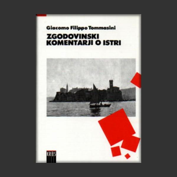 Zgodovinski komentarji o Istri
