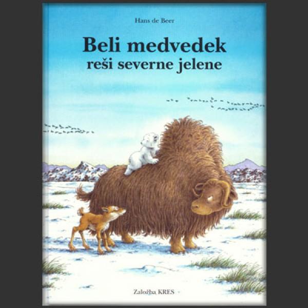 Beli medvedek reši severne jel