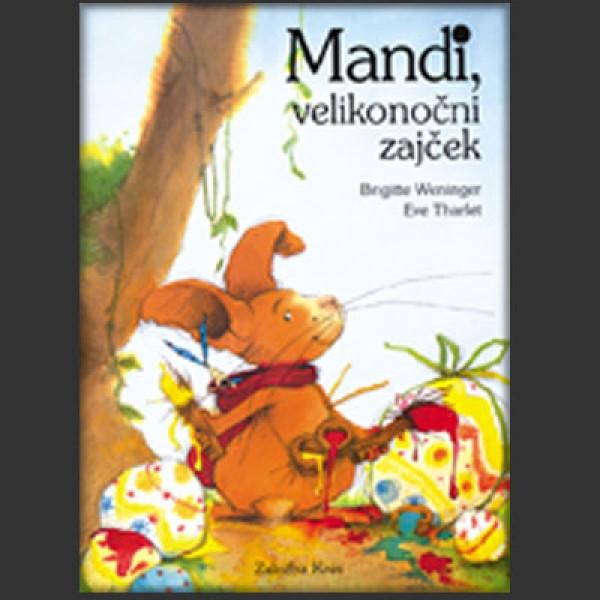 Mandi, velikonočni zajček